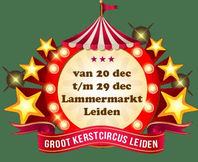 Groot Kerstcircus Leiden
